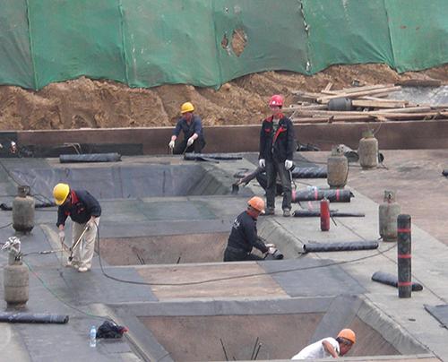 基坑防水工程