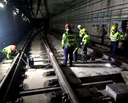 地铁堵漏工程