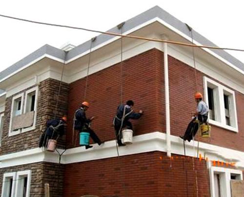 外墙防水保温工程